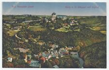 Bergisches Land, Burg a. d. Wupper mit Schloß - Solingen - ungel. 1910