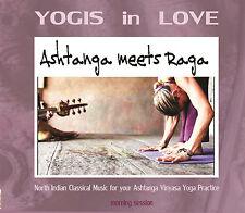 Audio-CD, Yogis in Love-Ashtanga meets Raga, Musik für die Yoga Praxis