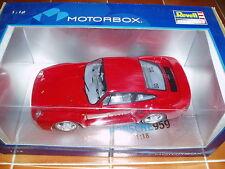 Exoto Revell Motorbox 1:18 scale red Porsche 959 superb diecast model sportscar