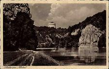 Bayern s/w Postkarte ~1920/30 Partie am Klösterl Martin Herpicht Kunst-Verlag