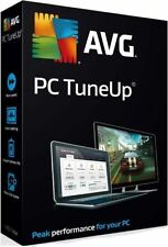 AVG PC TuneUp 2017, 1 PC Users, 1 Year Retail License - Latest Edition.