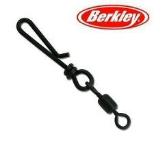Berkley EC12B Easy Clip Fishing Swivel Snap #12 / 30lb (5pcs)