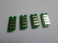 4 x Toner Reset Chips for Dell C1760 C1760NW C1765 C1765NF C1765NFW 332-0407