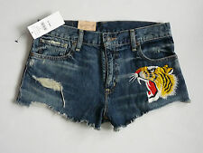 Women's RALPH LAUREN DENIM & SUPPLY hot jeans shorts color size 29 BNWT