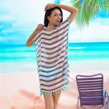 Women Chiffon Kaftan Swimwear Beachwear Bikini Beach Wear Sarong Cover Up Dress