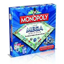 Mega Monopoly Family Board Game