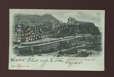 Devon ILFRACOMBE from Capstone Hill Used 1903 HOLD TO LIGHT PPC