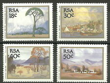Südafrika - Gemälde 1989 Satz postfrisch Mi. 779-782