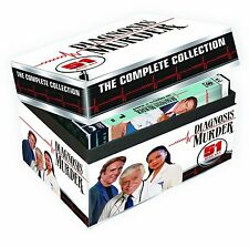 Diagnosis Murder Box Set Seasons 1-8 DVD Region 1 NTSC