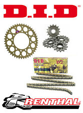 Renthal / DID 520 Race Chain & Sprocket Kit to fit Honda CBR 600 RR 2003-2015