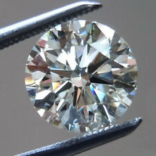 BUY CERTIFIED .053 cts. Round White-F/G Color SI Loose Real/Natural Diamond 3E