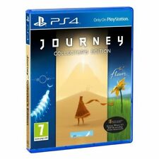 Journey Collectors Edition (PS4) BRAND NEW SEALED