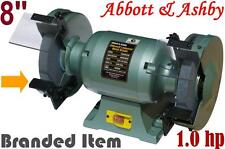 Bench Grinder ABBOTT & ASHBY 8-inch x 1.0 hp EXTREME QUALITY = Long Lasting*****