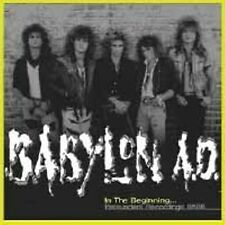 BABYLON A.D.-In the Beginning          AOR  Import  CD!
