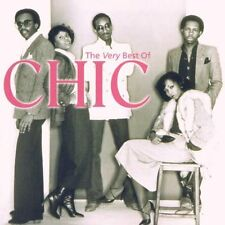 CHIC - THE VERY BEST OF: CD ALBUM (2000)