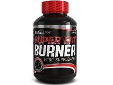 Biotech USA SUPER FAT BURNER 120 tab FATBURNER FUR DIAT Diet Pills Weight Loss