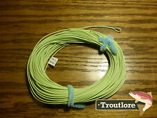 WF3F WEIGHT FORWARD FLOATING LINE #3 with LOOP ENDS- NEW FLY FISHING LINE