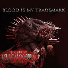 BLOOD GOD Blood Is My Trademark Digipak-2CD ( 205864 )