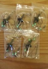 Sea fishing rigs 5x pulley pennel  rigs with impact shields good for cod bass