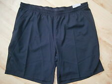 NEW - Reebok - Black Elasticated Playwear Shorts - Size Small - S - PE School
