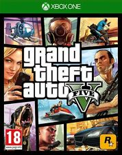 Grand Theft Auto V - GTA V (Xbox One) Brand New & Sealed Quick Dispatch UK PAL