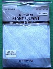 Vintage Mary Quant Blue Lace Leotard Body Stocking