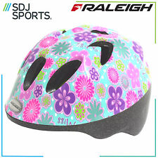 RALEIGH RASCAL KIDS BIKE HELMET 2015 TODDLER CYCLE XX SMALL 44-50CM GIRLS