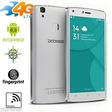 """DOOGEE X5 MAX PRO 5"""" Android 6.0 2GB+16GB 4G LTE Dual SIM Mobile Smart phone GPS"""