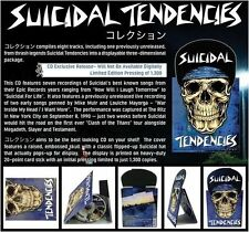 SUICIDAL TENDENCIES - Collection  (Ltd.3D-Digi) DIGI