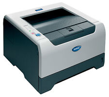 Brother Printer HL-5340D Laser Mono  With Duplex And Toner And Drum