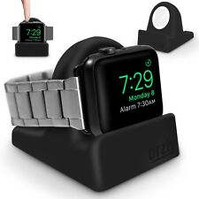 Orzly® Night Stand Cradle for Apple Watch 38mm & 42mm- BLACK