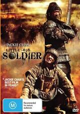LITTLE BIG SOLDIER - JACKIE CHAN  - NEW & SEALED DVD - FREE LOCAL POST