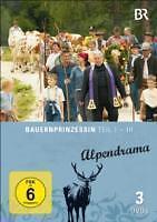 DVD-Serie Alpendrama: Bauernprinzessin 1-3 - Box [3 DVDs] (2011) Sehr gut