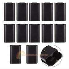 10 X AA Battery Back Pack Cover Shell Case Replacement for XBOX360 Controller