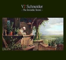"""V2 SCHNEIDER - """"The Invisible Storm"""" 2016 CD Limited Edition neu!"""