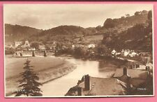 Tintern, Monmouthshire, Wales postcard. Real Photo. Photochrom Co. Ltd.