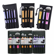 3 Set/12pcs Real Techniques Make Up Brushes Cosmetic Starter Kit Core Collection