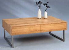markenlose massive couchtische aus eiche ebay. Black Bedroom Furniture Sets. Home Design Ideas