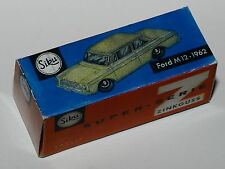 Reprobox Siku V 203 - Ford M 12 - 1962