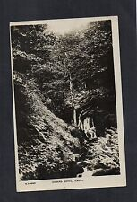 HEBERS GHYLL, ILKLEY. REAL POSTCARD IN KINGSWAY SERIES BY WH SMITH 1910s