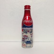 Coca Cola Coke Changgyeonggung Palace  Limited Aluminium bottle  250ml New Full