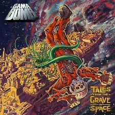 """Gama Bomb """"Tales From The Grave In Space"""" CD - NEW"""