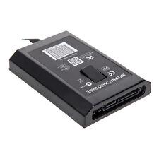 120GB HDD Festplatte Hard drive Interne Slim für Microsoft Xbox 360 Slim Schwarz