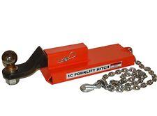 Forklift  Receiver Trailer 1C Forklift Hitch