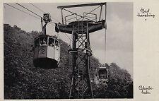 AK Bad Harzburg gel. 1937 Schwebebahn