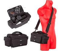 Kameratasche Fototasche Tasche Bag Dörr Action Black Spiegelreflex DSLR Kamera