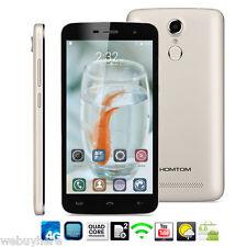 """5.5""""HOMTOM HT17 Android 6.0 Smartphone Dual SIM OHNE Vertrag Handy 4G Quad Core+"""