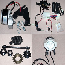 24V 250W Electric Speed Controller Brush Motor E-bike Scooter Refit Kits+Charger
