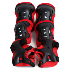 Elbow Knee Wrist Protective Guard Safety Gear Pads Skate Bicycle Kids and Teens