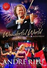 ANDRE RIEU WONDERFUL WORLD DVD (Released November 13th 2015)